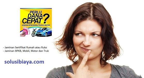 Dana Tunai: Pinjaman tanpa BI Checking | SolusiBiaya.com