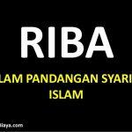 Macam Macam Riba dalam Islam dan Hukum Riba