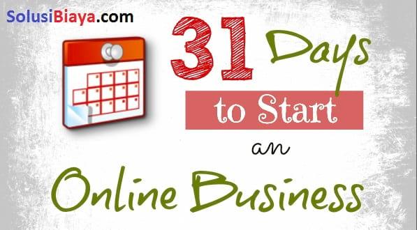 usaha online pemula