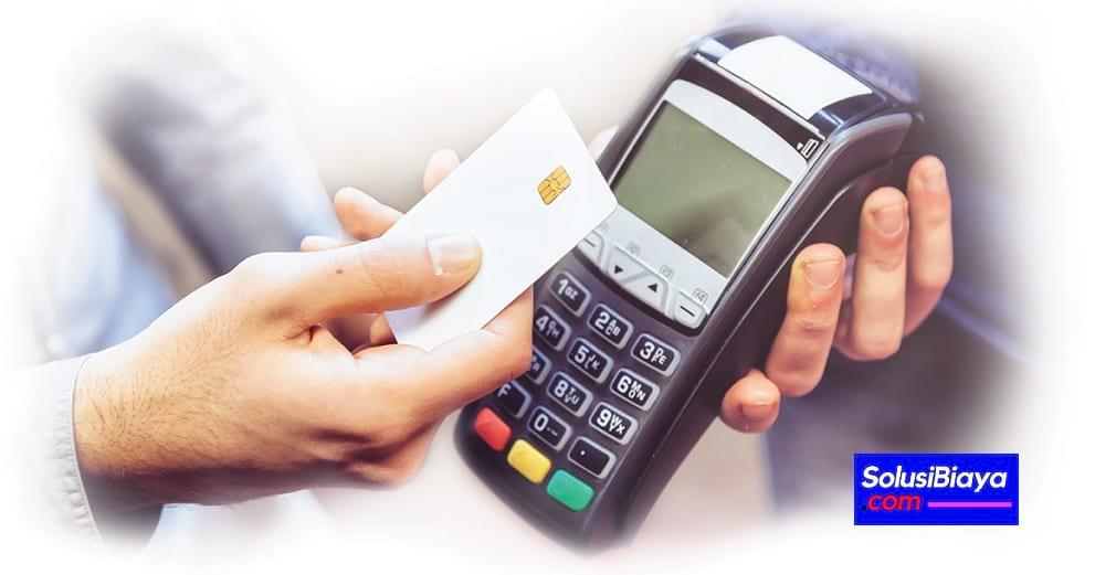 cara menggunakan kartu kredit untuk modal usaha