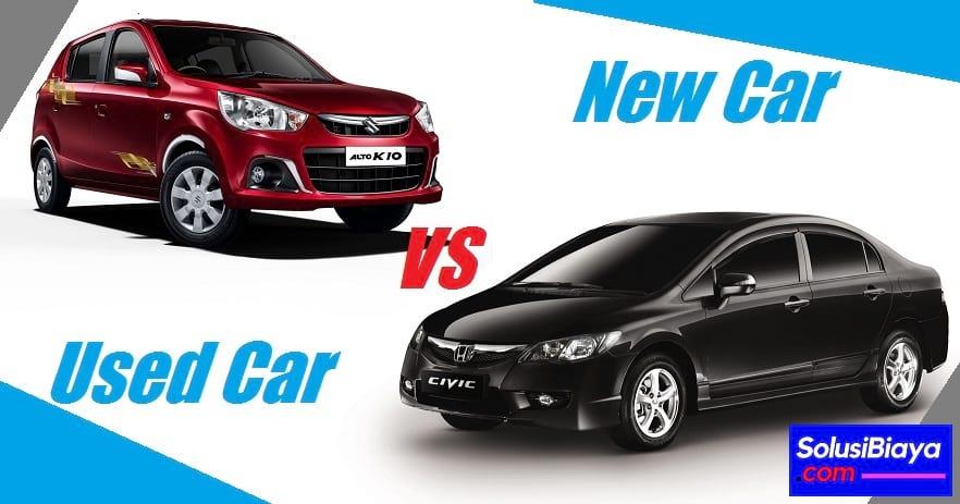 cara membeli mobil baru dengan harga murah