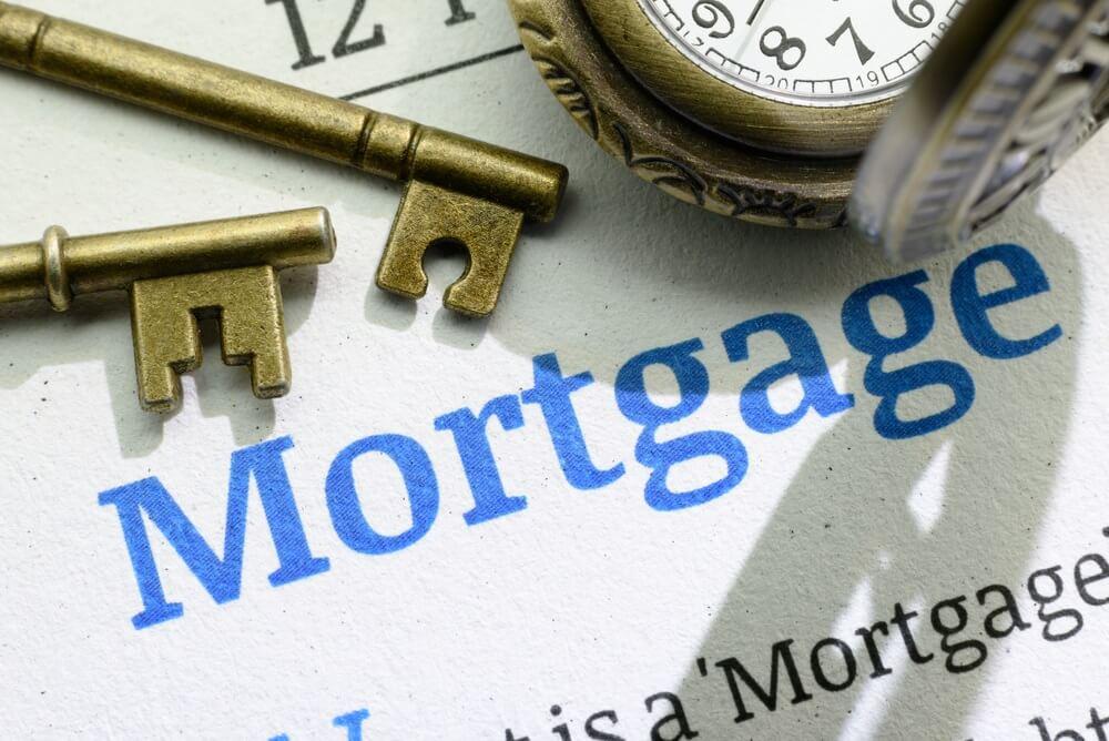 mortgage payable adalah