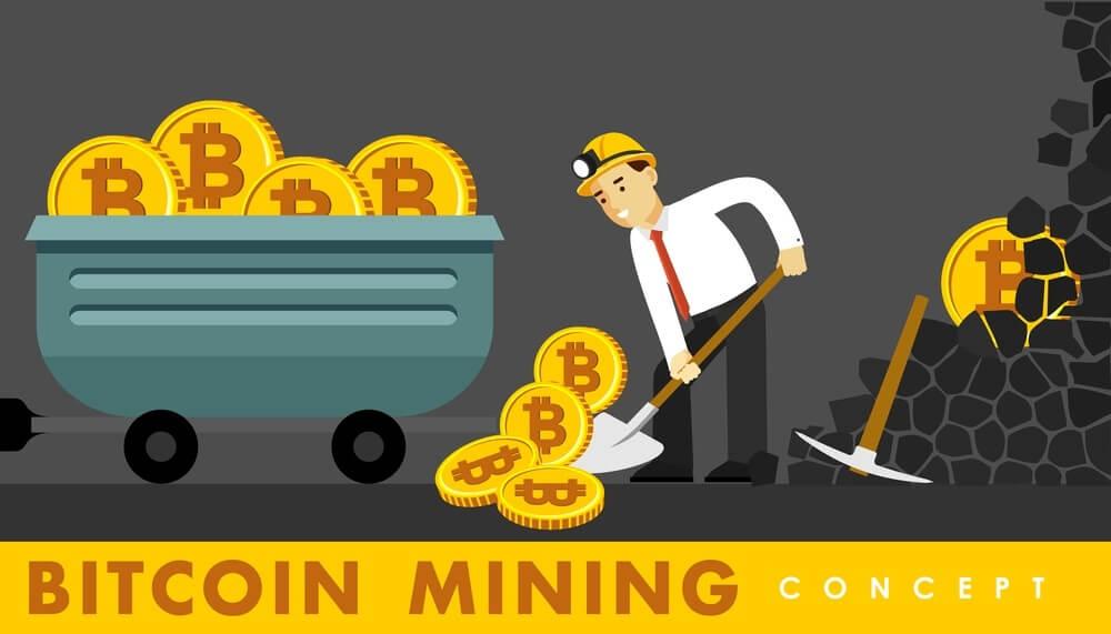 cara mining bitcoin di telegram