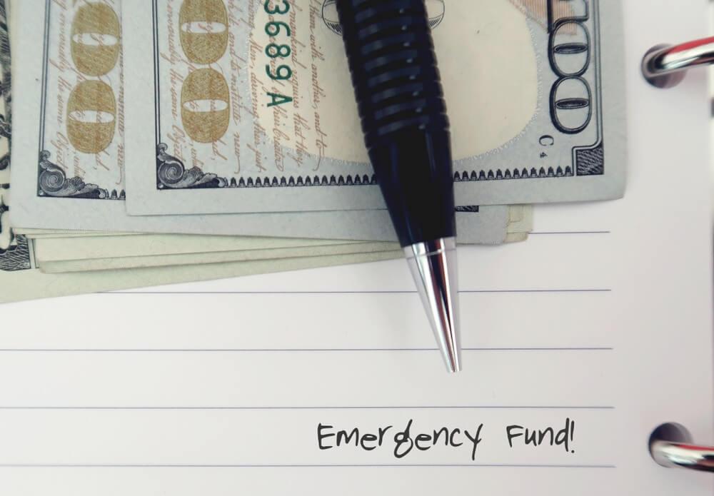 Kerugian tidak memiliki dana darurat